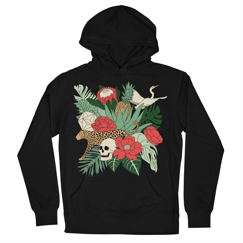 Tropical paradise by Elebea Men's Pullover Hoody by elebea