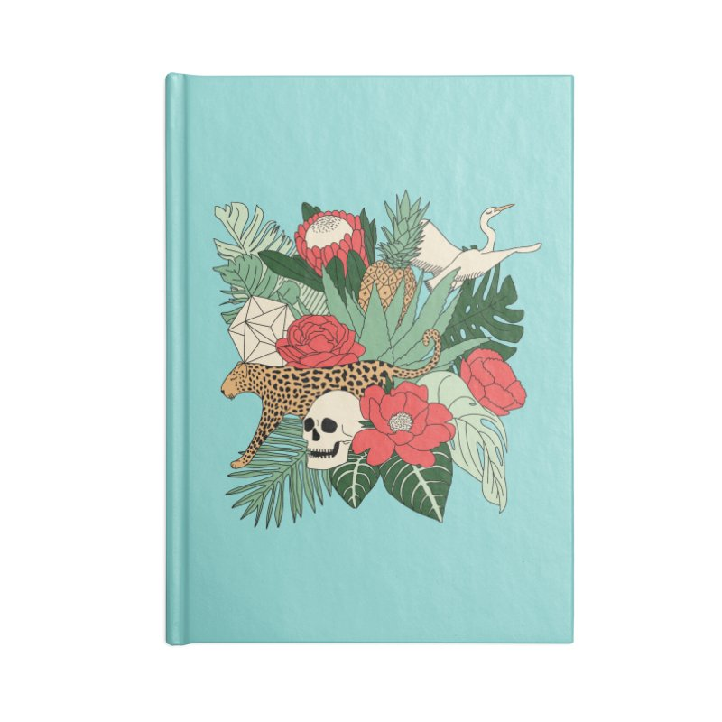 Tropical paradise by Elebea Accessories Notebook by elebea