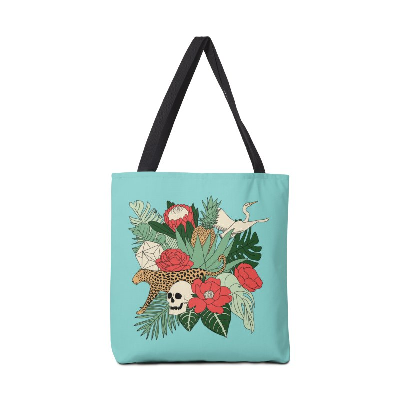 Tropical paradise by Elebea Accessories Bag by elebea