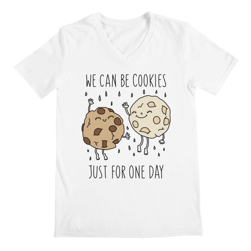 Cookies by Elebea Men's V-Neck by elebea