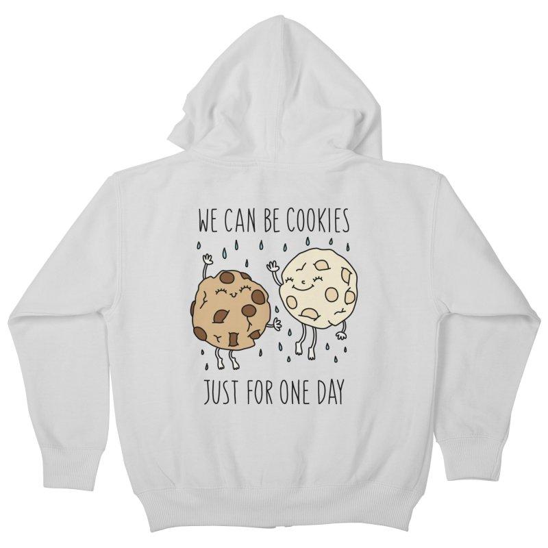 Cookies by Elebea Kids Zip-Up Hoody by elebea