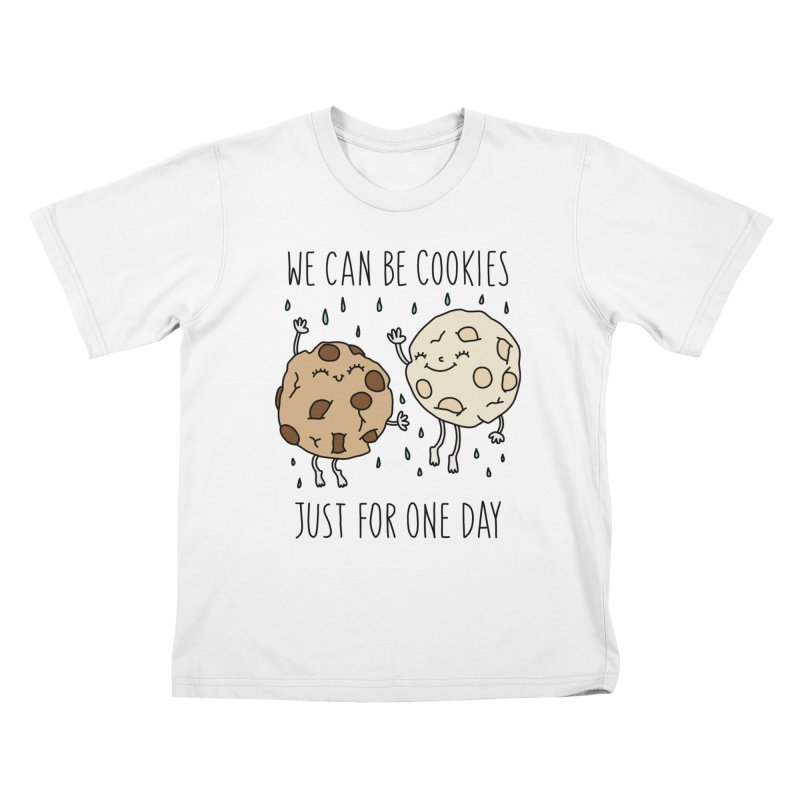 Cookies by Elebea Kids T-shirt by elebea