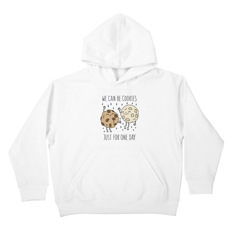 Cookies by Elebea Kids Pullover Hoody by elebea