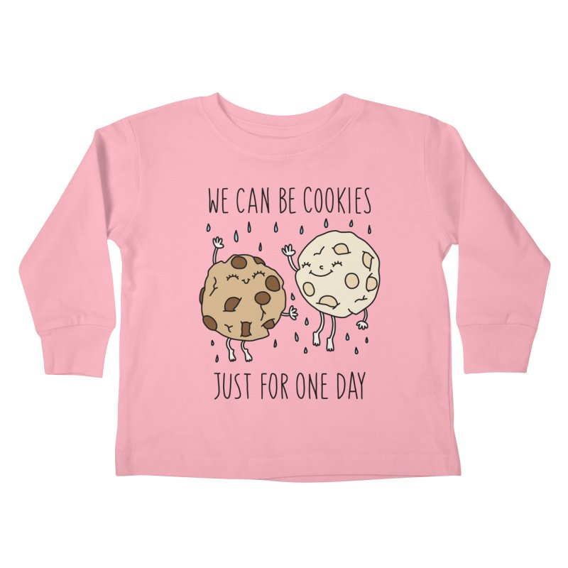 Cookies by Elebea Kids Toddler Longsleeve T-Shirt by elebea