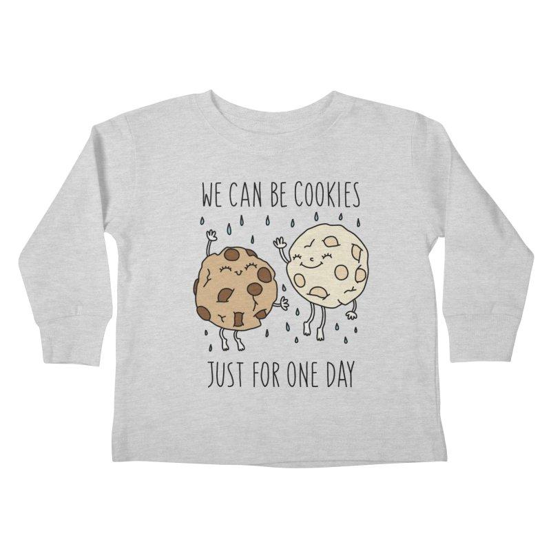 Cookies by Elebea Kids Toddler Longsleeve T-Shirt by elebea