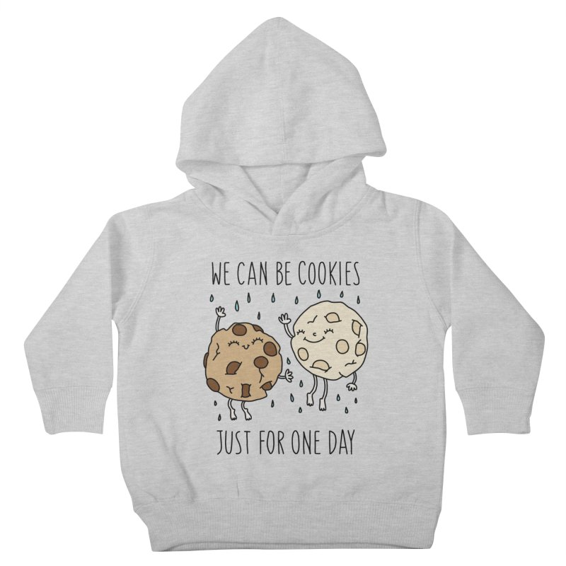 Cookies by Elebea Kids Toddler Pullover Hoody by elebea