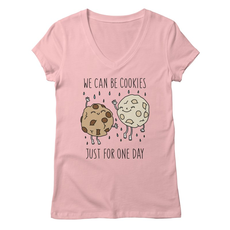 Cookies by Elebea Women's V-Neck by elebea