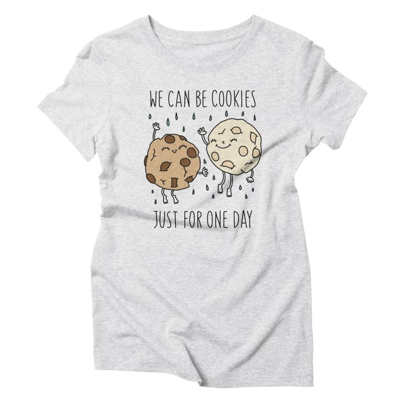 Cookies by Elebea Women's Triblend T-shirt by elebea