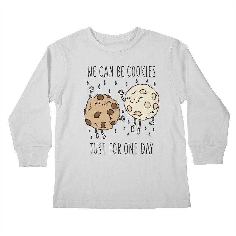 Cookies by Elebea Kids Longsleeve T-Shirt by elebea