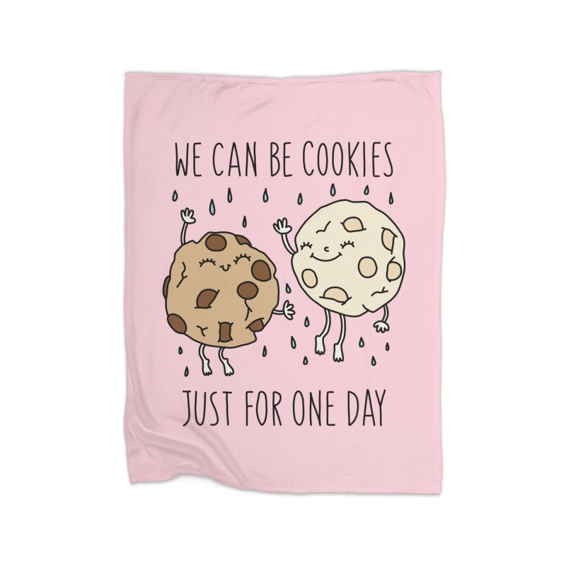 Cookies by Elebea Home Blanket by elebea