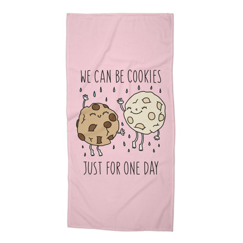 Cookies by Elebea Accessories Beach Towel by elebea