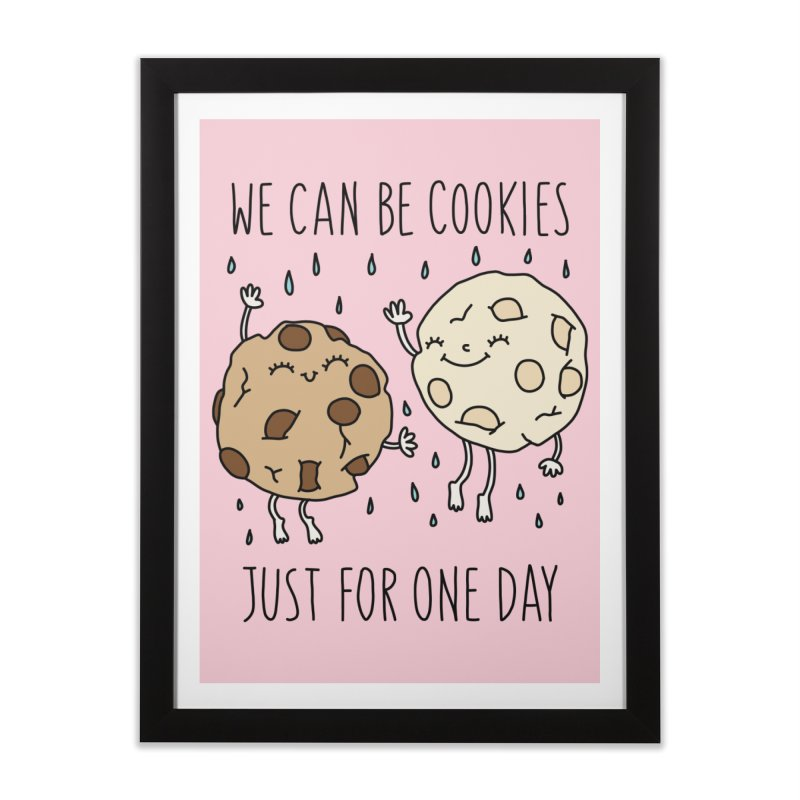 Cookies by Elebea Home Framed Fine Art Print by elebea