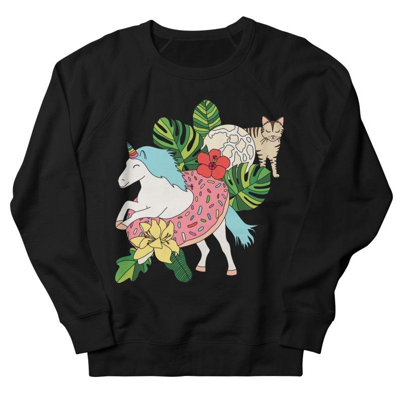Unicorn paradise by Elebea Women's Sweatshirt by elebea