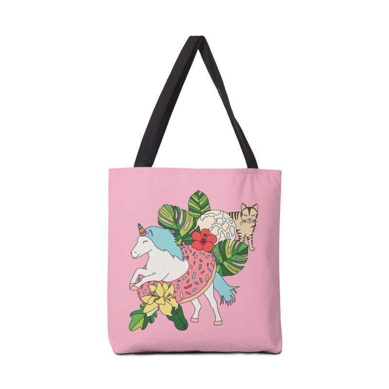 Unicorn paradise by Elebea Accessories Bag by elebea
