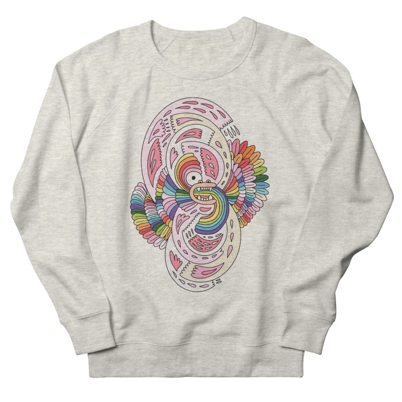 Rainbow dragon by Elebea Men's Sweatshirt by elebea