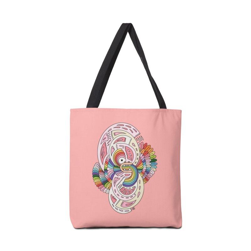 Rainbow dragon by Elebea Accessories Bag by elebea