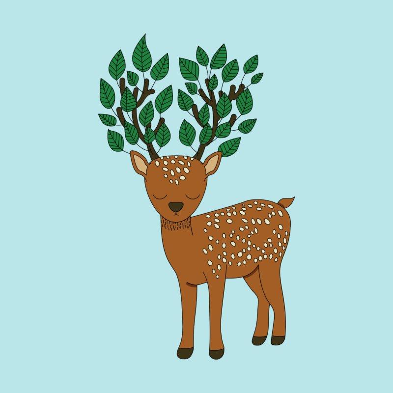 Deer tree by Elebea by elebea