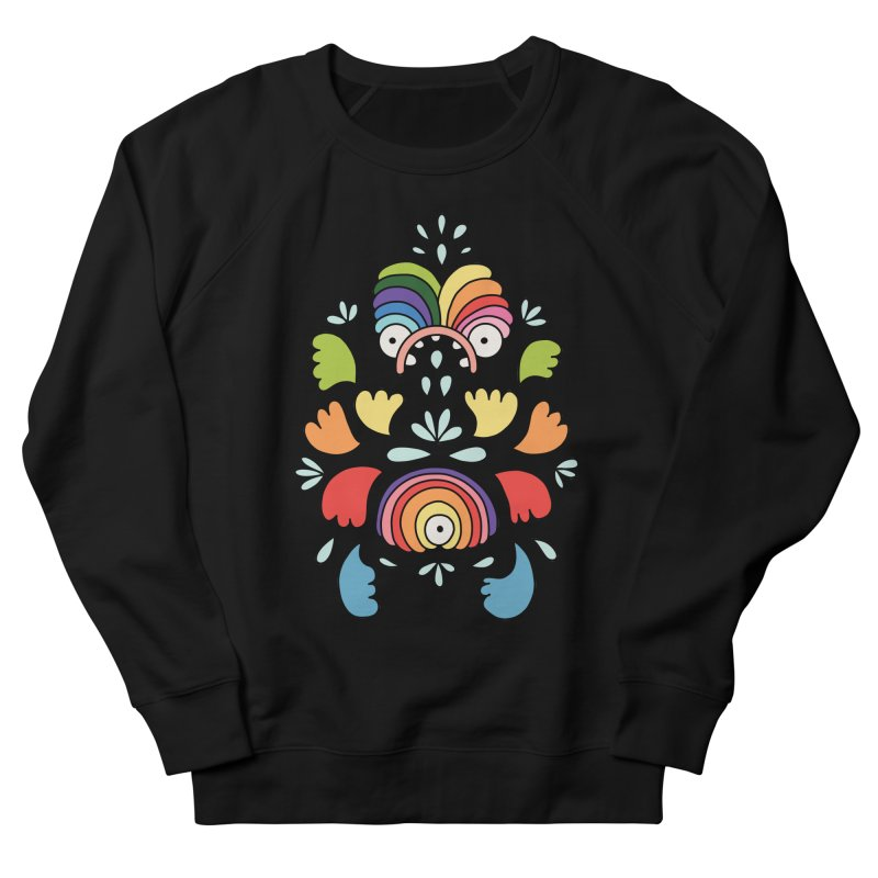 Rainbow angel by Elebea Women's Sweatshirt by elebea