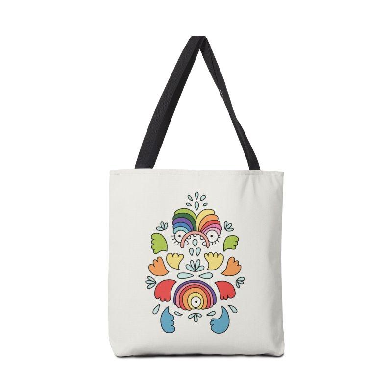 Rainbow angel by Elebea Accessories Bag by elebea