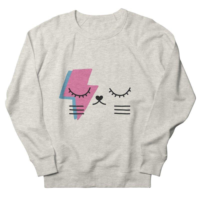 Bowie cat II by Elebea Women's Sweatshirt by elebea