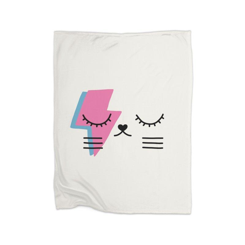 Bowie cat II by Elebea Home Blanket by elebea