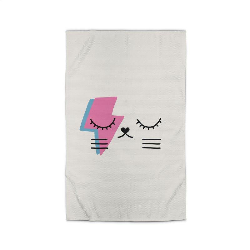 Bowie cat II by Elebea Home Rug by elebea