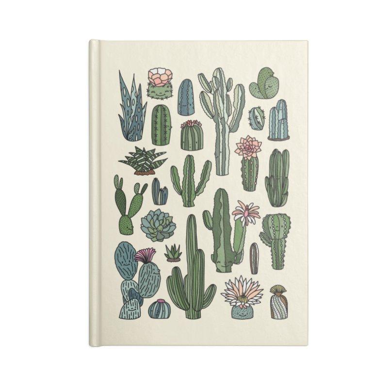 Botanic paradise by Elebea Accessories Notebook by elebea