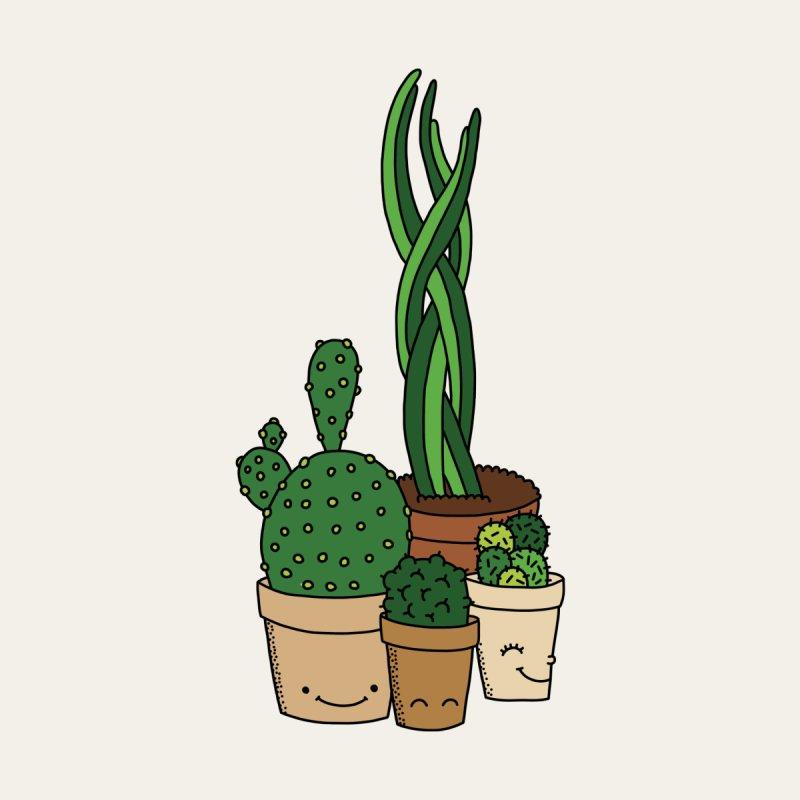 Happy cactus by Elebea by elebea