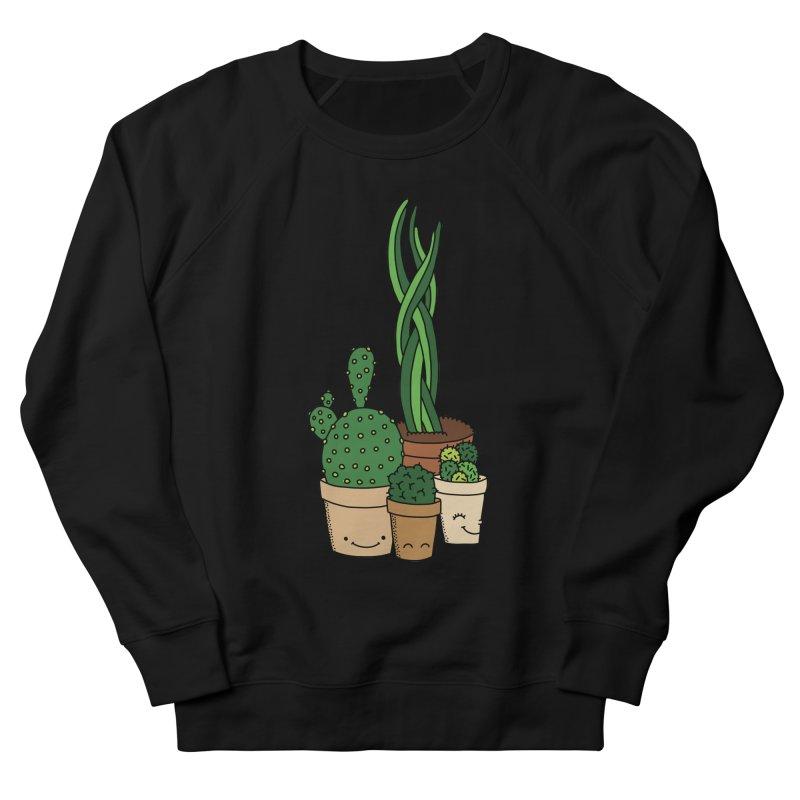 Happy cactus by Elebea Men's Sweatshirt by elebea