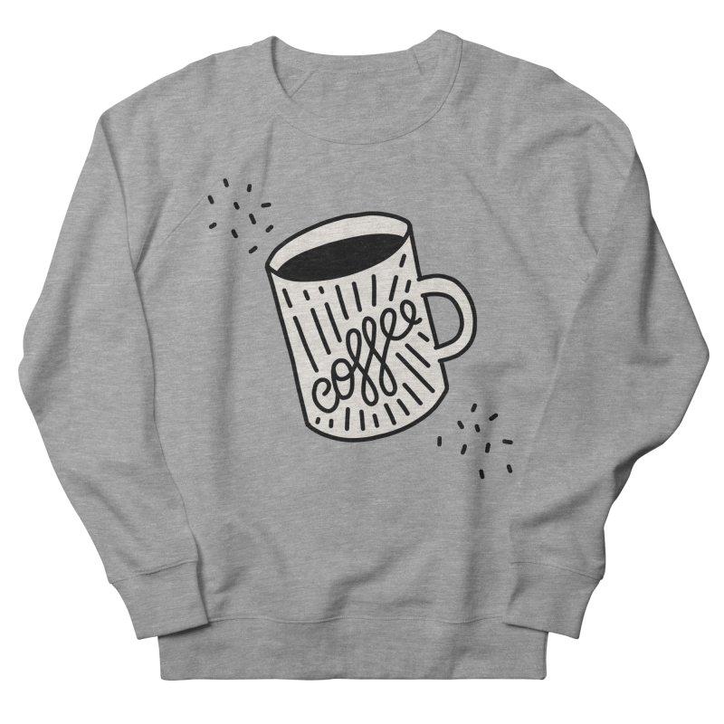Coffee by Elebea Men's Sweatshirt by elebea