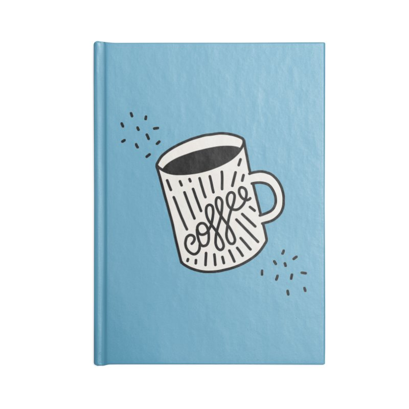 Coffee by Elebea Accessories Notebook by elebea