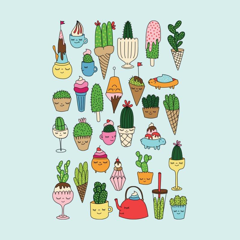 Ice cream cactus by Elebea by elebea