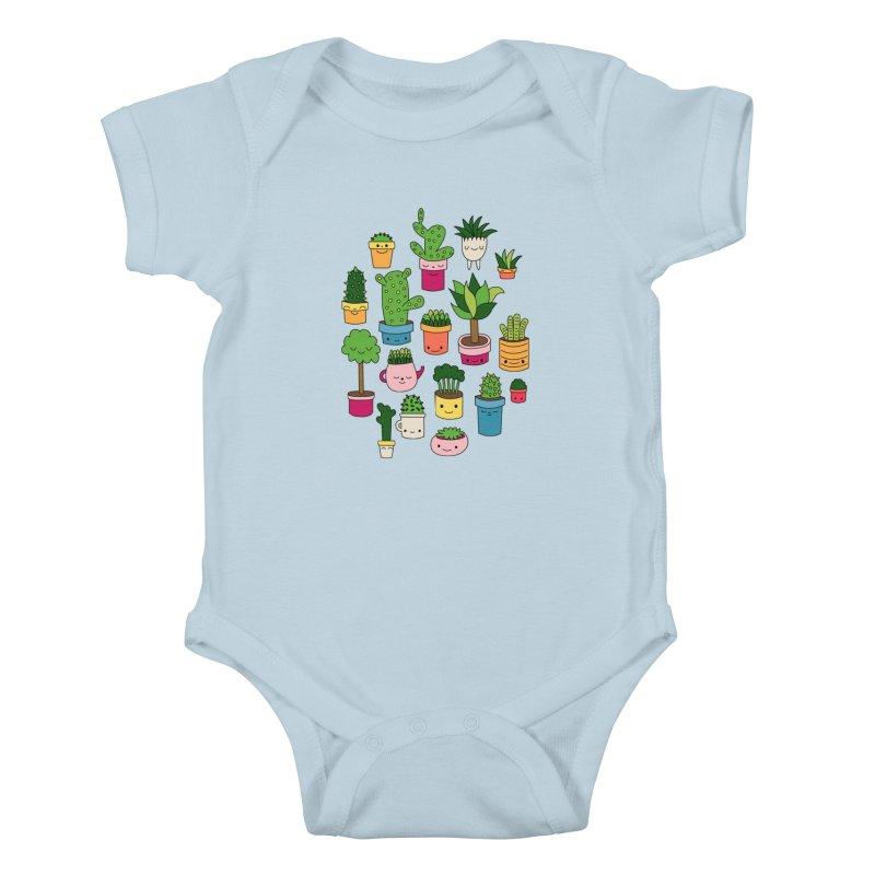 Patio by Elebea Kids Baby Bodysuit by elebea