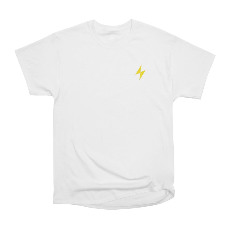 Electric Bolt - Pocket Tee Women's T-Shirt by Electric Graphic Design
