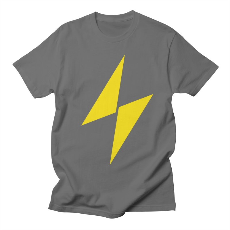 Electric Bolt - Full Frontal Women's T-Shirt by Electric Graphic Design