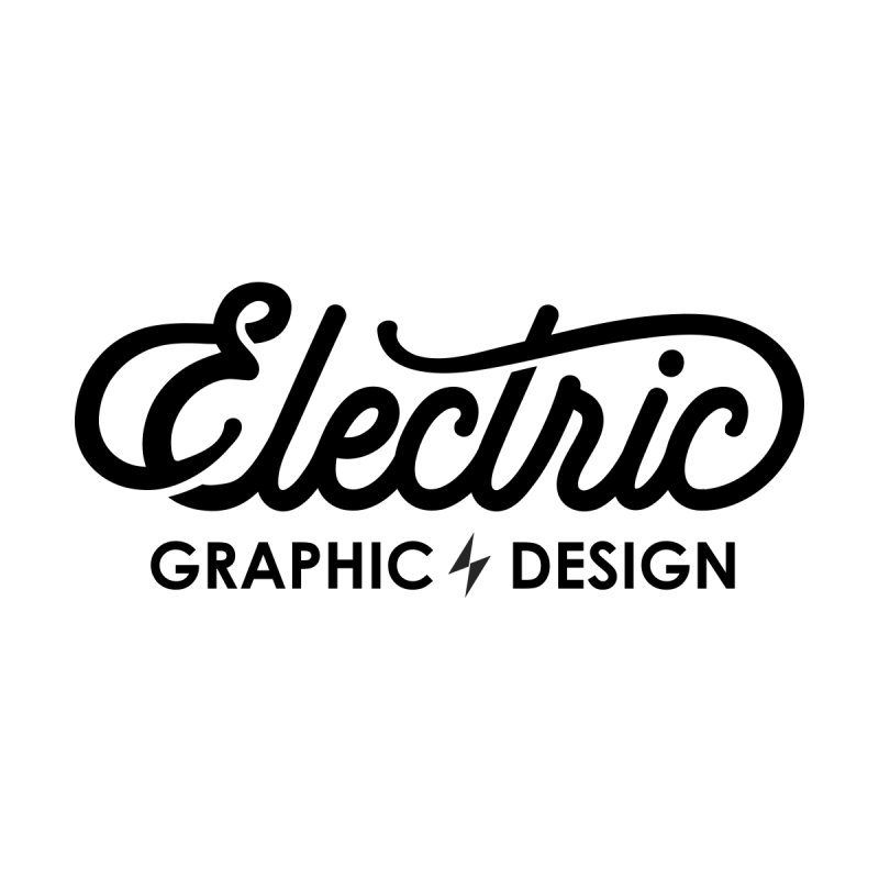 The Classic Men's Longsleeve T-Shirt by Electric Graphic Design