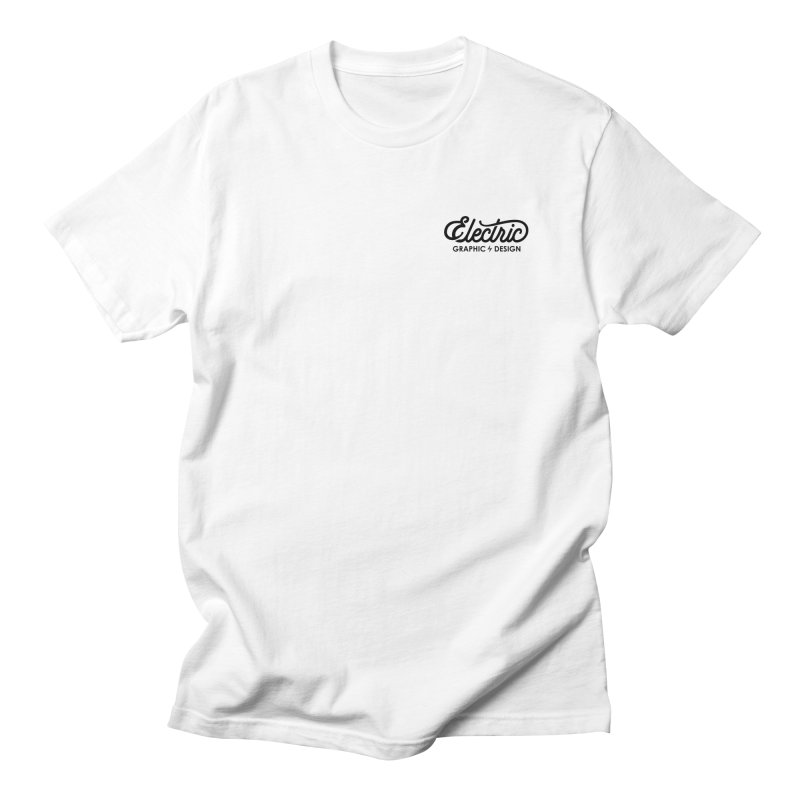 The Classic Men's T-Shirt by Electric Graphic Design