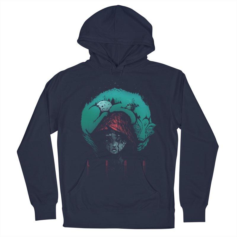 LRRH Men's Pullover Hoody by eleken's Artist Shop