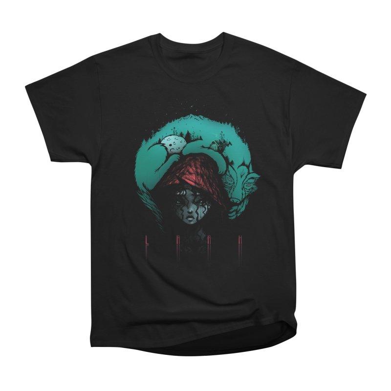LRRH Men's Heavyweight T-Shirt by eleken's Artist Shop
