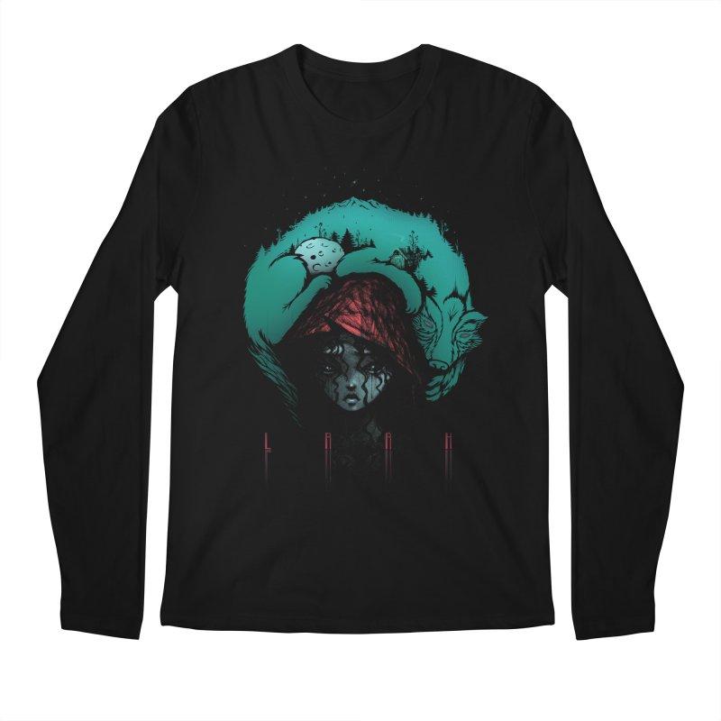 LRRH Men's Longsleeve T-Shirt by eleken's Artist Shop