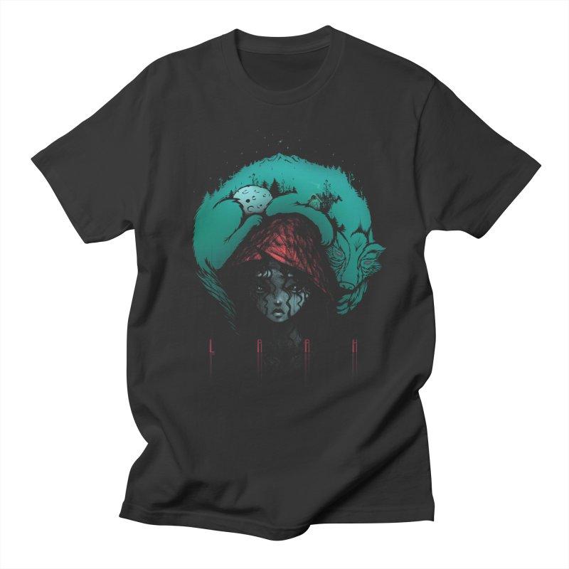 LRRH Women's Unisex T-Shirt by eleken's Artist Shop