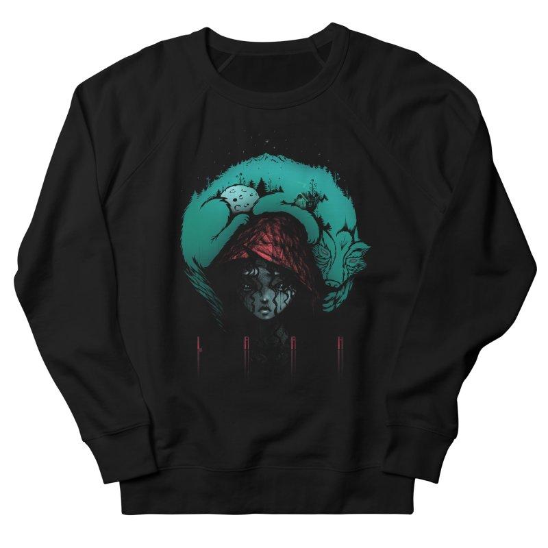 LRRH Women's French Terry Sweatshirt by eleken's Artist Shop