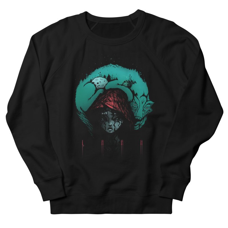 LRRH Men's French Terry Sweatshirt by eleken's Artist Shop