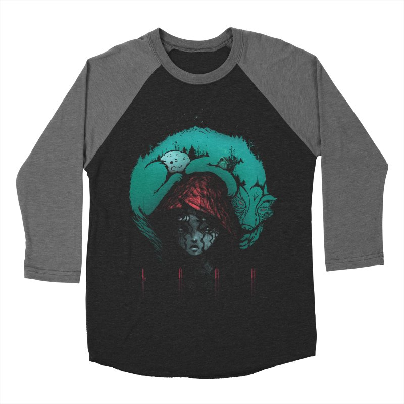 LRRH Women's Baseball Triblend Longsleeve T-Shirt by eleken's Artist Shop