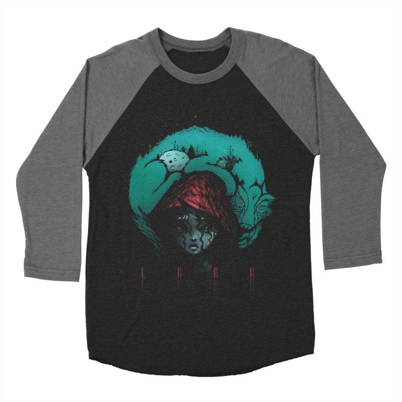 LRRH Men's Baseball Triblend T-Shirt by eleken's Artist Shop