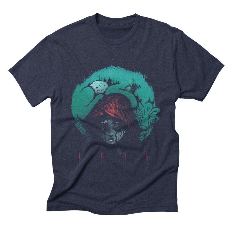 LRRH Men's Triblend T-shirt by eleken's Artist Shop