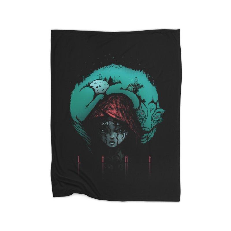 LRRH Home Blanket by eleken's Artist Shop