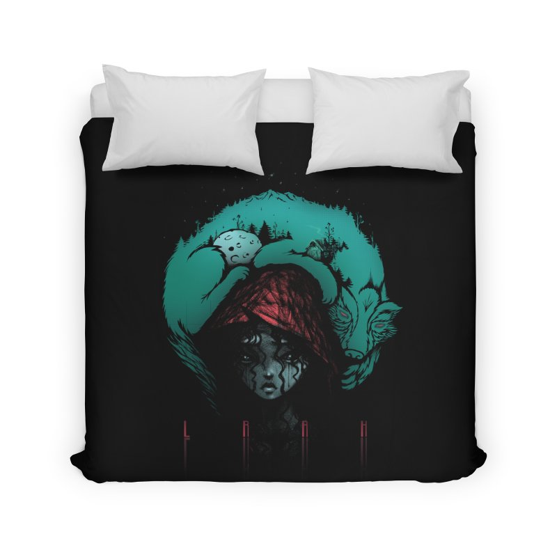 LRRH Home Duvet by eleken's Artist Shop