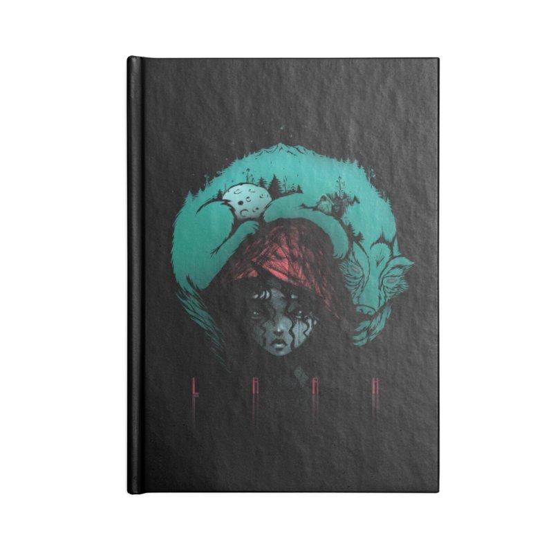 LRRH Accessories Notebook by eleken's Artist Shop