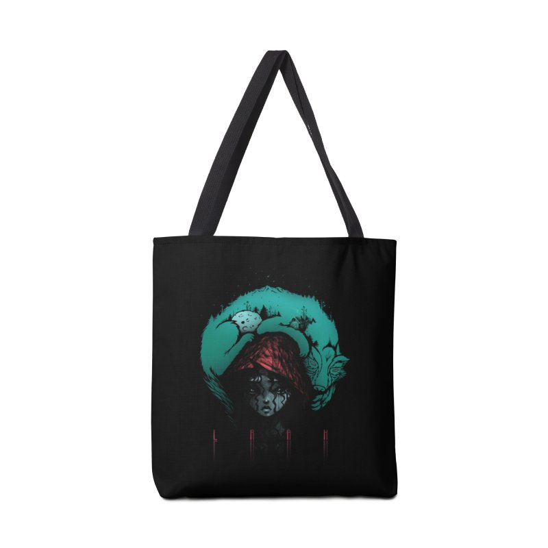 LRRH Accessories Bag by eleken's Artist Shop